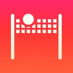 Volleyball • Scoreboard