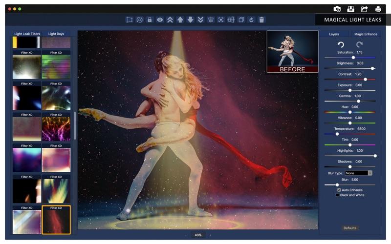 Photo Lab Effect - Editing screenshot 5