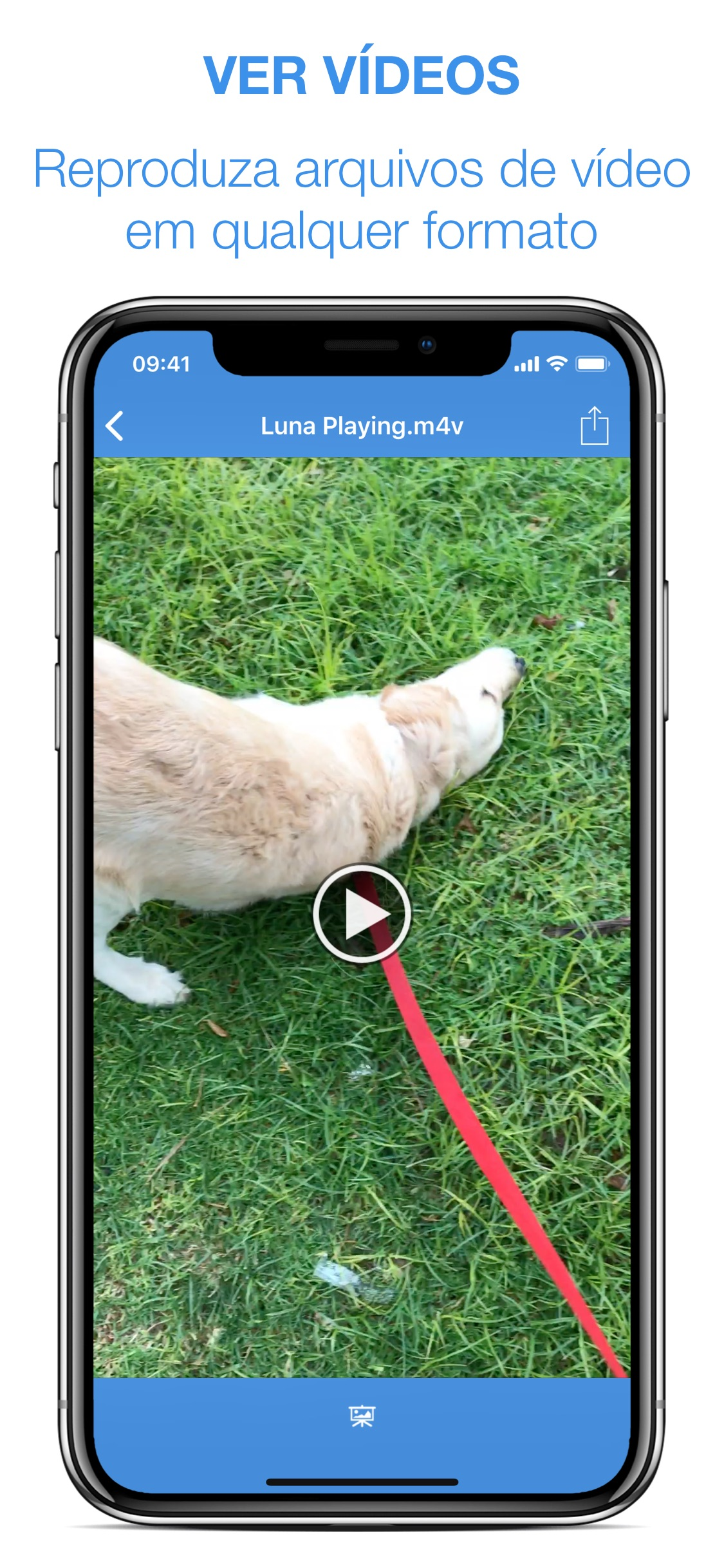 Screenshot do app Remote Drive for Mac