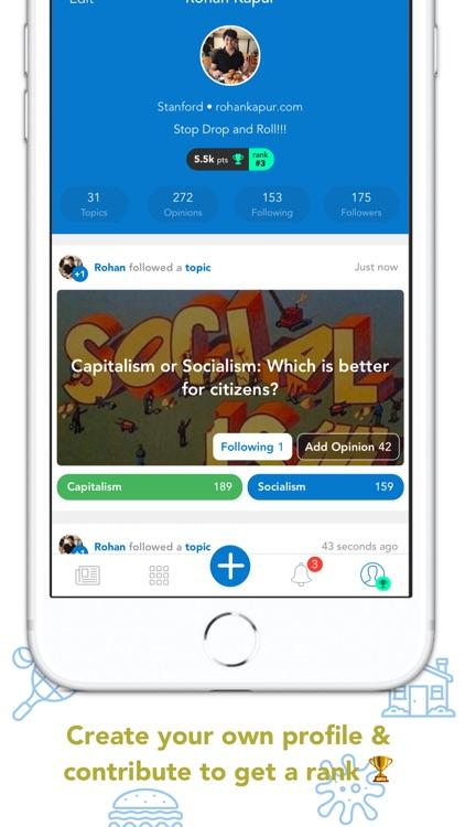 Contra — Vote, Debate, Learn screenshot-3