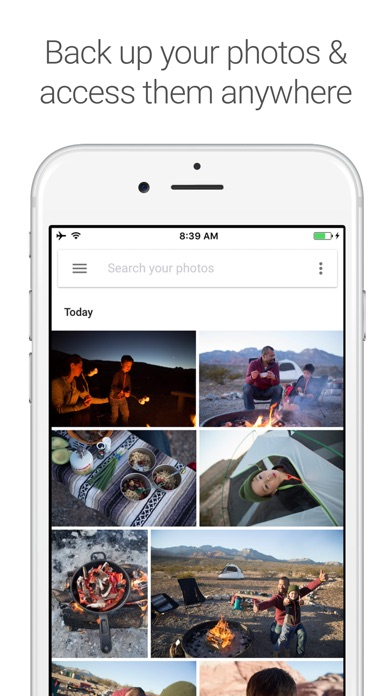 Screenshot for Google Photos in United Arab Emirates App Store