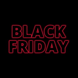 Super Black Friday Stickers