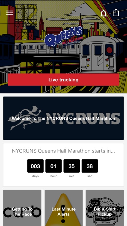 NYCRUNS Queens Half Marathon screenshot-0