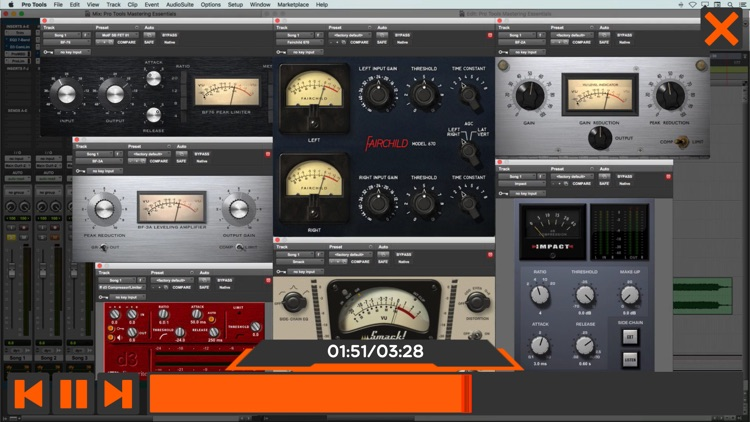 Course For Pro Tools Mastering screenshot-3