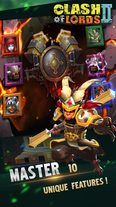 Clash of Lords 2: Guild Castle Screenshots