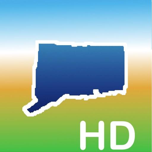 Aqua Map Connecticut Lakes HD