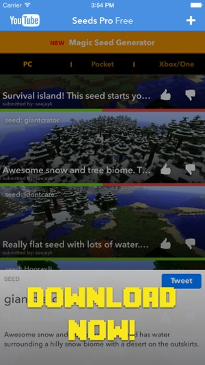 Seeds Pro for Minecraft on the App Store