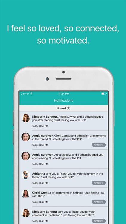 Reachout: My Support Network screenshot-4
