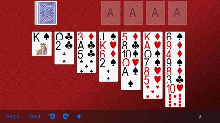 5 Solitaire Games screenshot-8