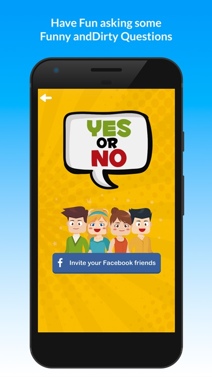 Yes or No Questions Game screenshot-4
