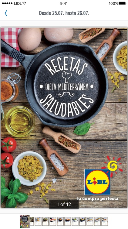 Lidl – Tu compra perfecta screenshot-5