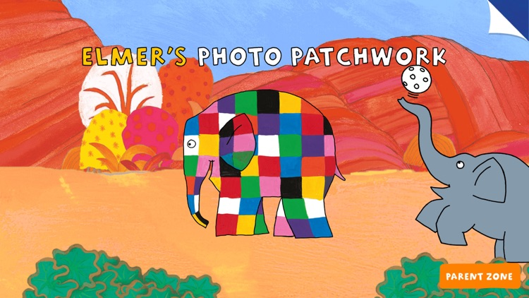 Elmer's Photo Patchwork screenshot-0
