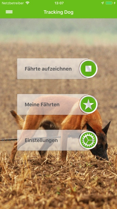 Screenshot for Tracking-Dog in Belgium App Store