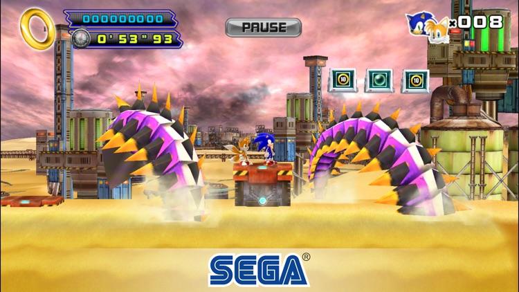 Sonic The Hedgehog 4™ Ep. II screenshot-3
