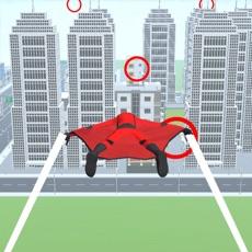 Activities of Air Hero Spider