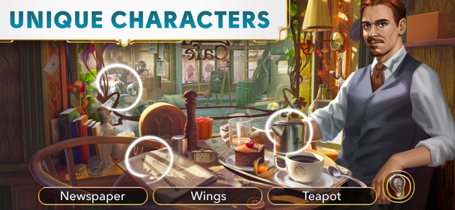 Image result for June's Journey android game pic
