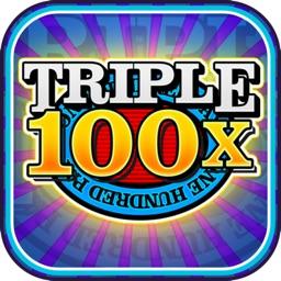 Triple 100x HD Slots