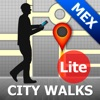 Mexico City Map and Walks