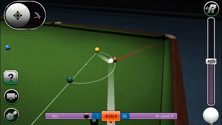 International Snooker Career screenshot-3