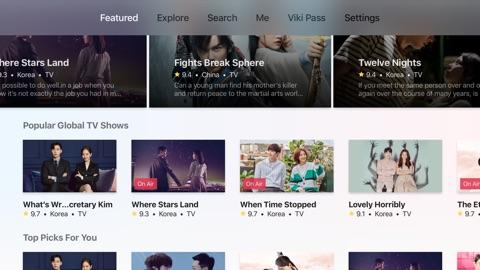 Viki: Asian TV Dramas & Movies | App Price Drops