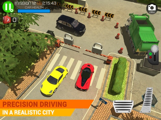 Driving Quest: Top View Puzzle на iPad