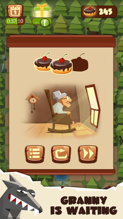 Bring me Cakes - Fairy Puzzle screenshot-3