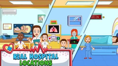 My Town : Hospital app image