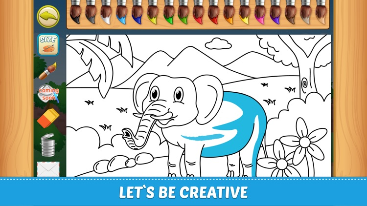 Zoo Animals Learning Game screenshot-4
