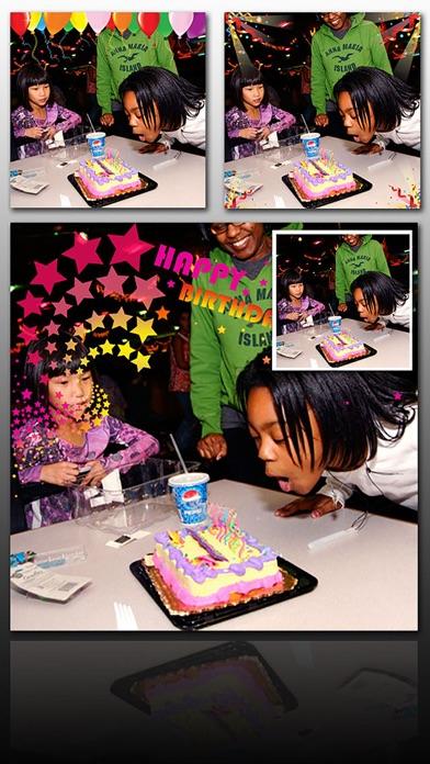 Birthday Frame Greetingsのおすすめ画像5