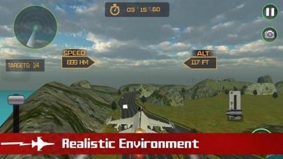 F18 Dogfight Sim 3D screenshot two