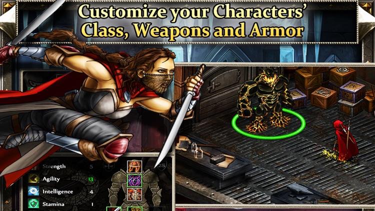 Puzzle Quest 2 screenshot-4