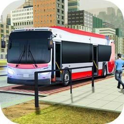 Tourist  Bus Parking Simulator