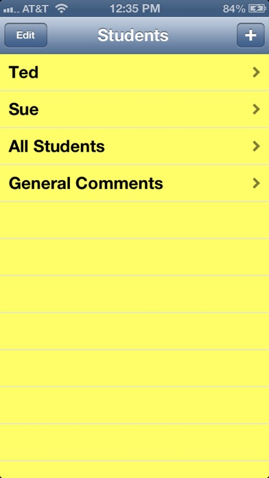 School Supply List app image