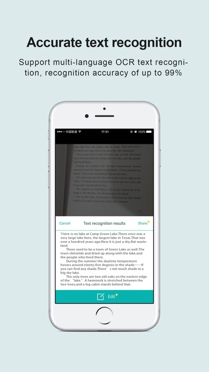 Scanner App – Wordscanner pro screenshot-0