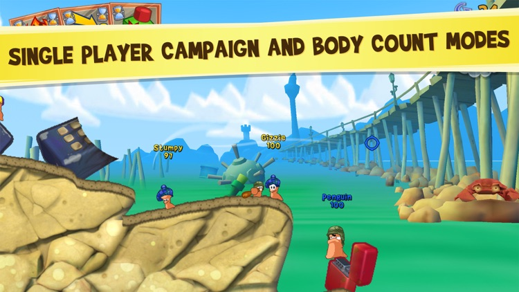 Worms3 screenshot-2