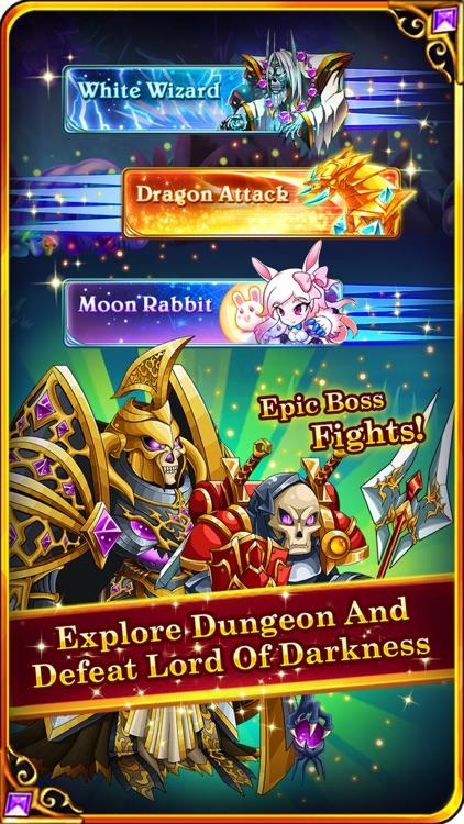 Mighty Union Of Heroes screenshot-3
