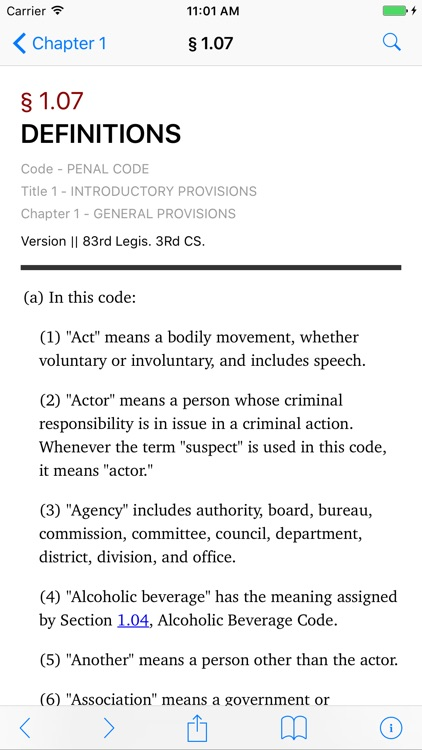 Texas Penal Code by LawStack