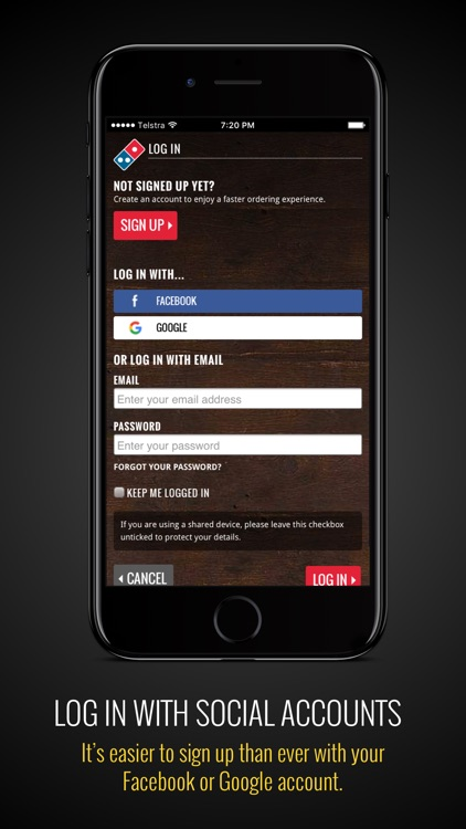 Domino's NZ screenshot-4
