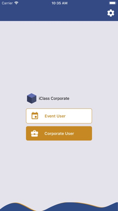 Screenshot #1 for iClass Corporate