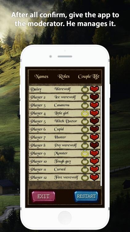 Werewolf vs villager screenshot-4