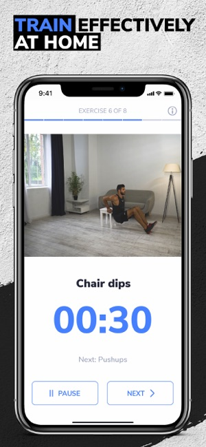 598ba5f83ee BetterMen  Workout Trainer on the App Store