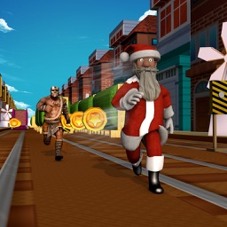 Santa Claus Endless Runner 3D