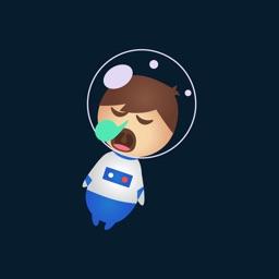 Astromoji - Astronaut Emoji