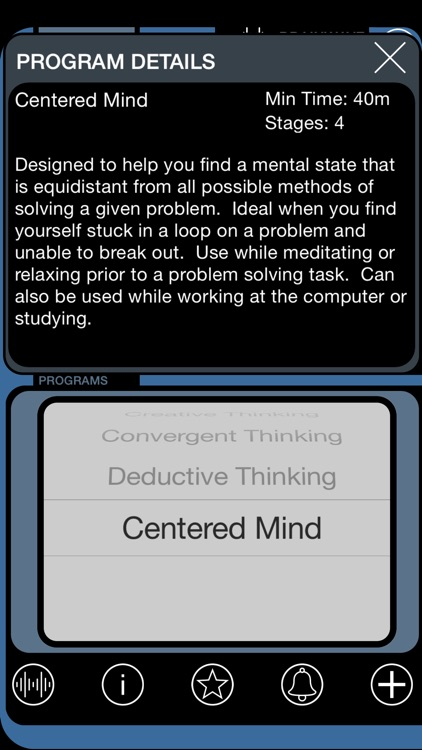 BrainWave Sharp Mind ™ screenshot-4