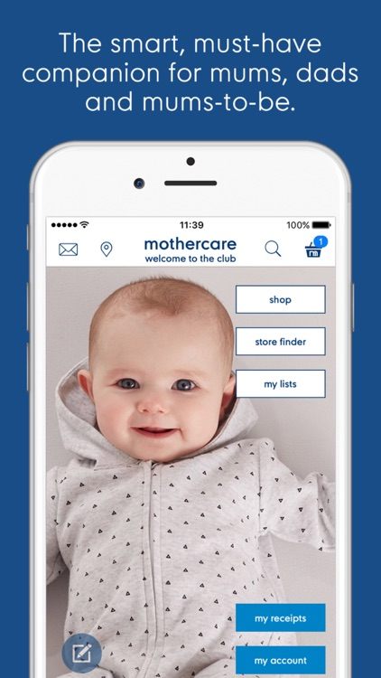 Mothercare – for you & baby