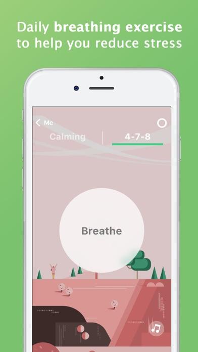 The Mindmate - Relax & Sleep app image