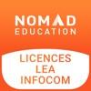 Licences LEA & InfoCom L1 - L3