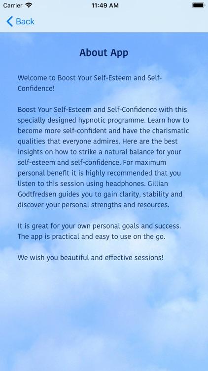 Boost Your Self-Esteem screenshot-3