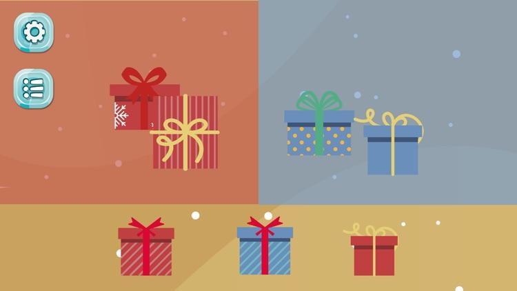 Santa Puzzle Game for Kids screenshot-3