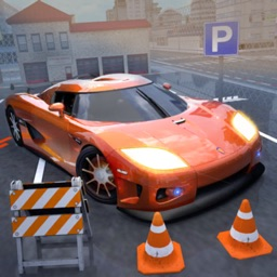 Driving Car Test Drive Parking